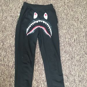 985cc2b1 Bape Sweatpants & Joggers for Men | Poshmark